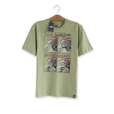 Camiseta Street Fighter You Lose
