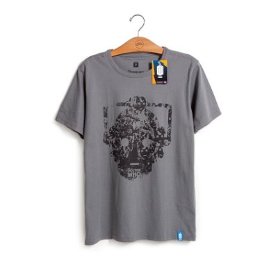 Camiseta Doctor Who Cyberman