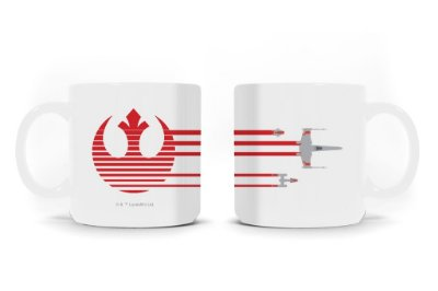 Caneca Star Wars Aliança