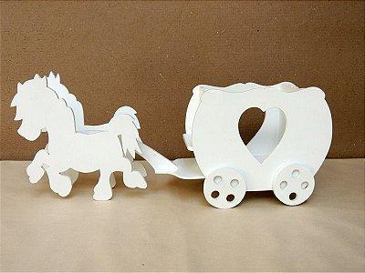 Carruagem com Cavalos