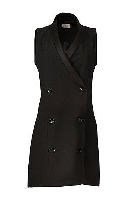 colete e vestido de alfaiataria | soho | coleteria in the city