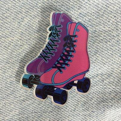 pins | patins | coleteria