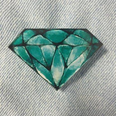 pins | diamante | coleteria