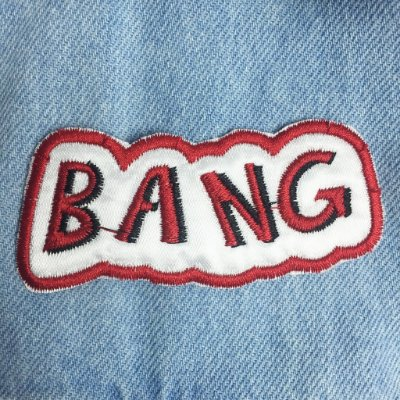 patches | bang | coleteria