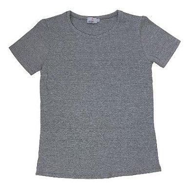 blusa básica | t-shirt cinza | coleteria