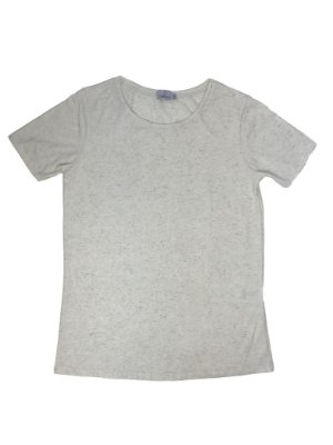 blusa básica | t-shirt off white | coleteria