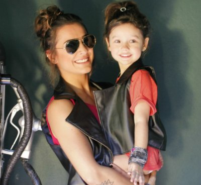 colete de couro | marrakech kids | coletânea mundo