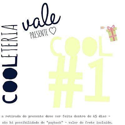 vale presente | cooleteria | cool#1