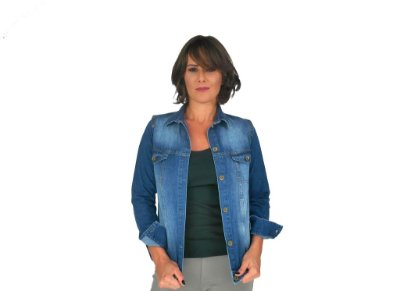 colete e jaqueta jeans | 5th avenue escuro | coleteria in the city