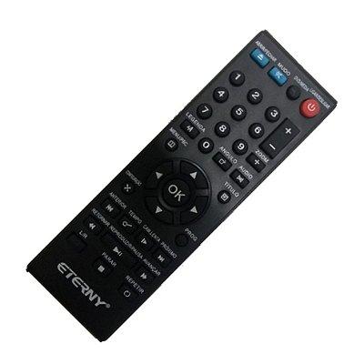 Controle Remoto Original Para  Dvd Eterny Et2700