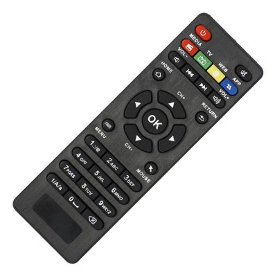 Controle Remoto para  Tv Box Alfawise A8