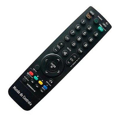 Controle Remoto Para Tv LG 50DPQ60D / 22LU50FR /  26LU50FR