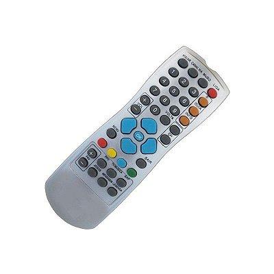Controle remoto Receptor Claro TV