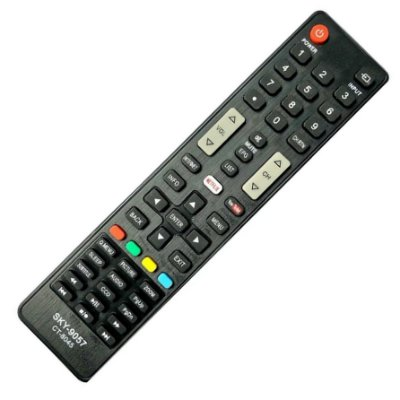 Controle Para Tv Semp Toshiba Ct-8045 Ct-6670 Ct 8063
