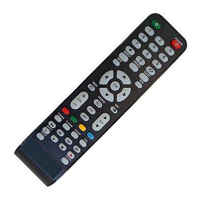 Controle Remoto TV LCD / LED CCE RC-512 / STILE D4201