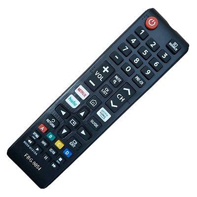 Controle Remoto TV LED Samsung BN59-01315A com Netflix / Prime Video / Hulu (Smart TV)