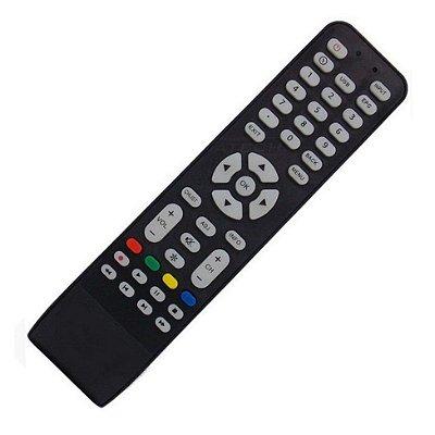 Controle Remoto P/ Tv Aoc Le43f1461 Le49f1461 - Le48d1452