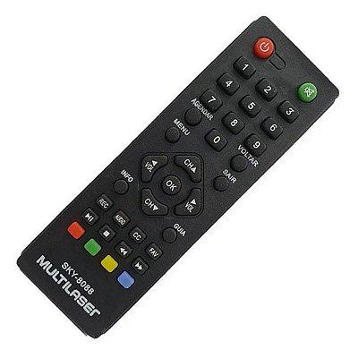 Controle Remoto para Conversor Digital Multilaser  RE219