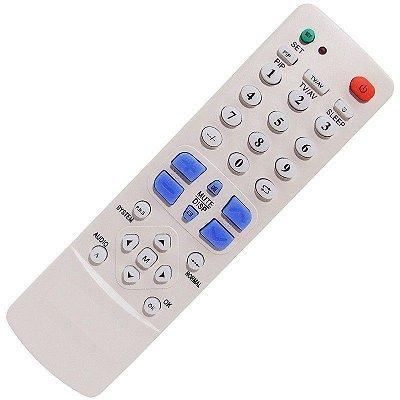 Controle Remoto Universal para TV - Antigas e Modelos Novos, Programação Automática