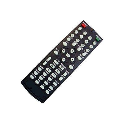 Controle Remoto DVD Lenoxx RC-201B / DV-441