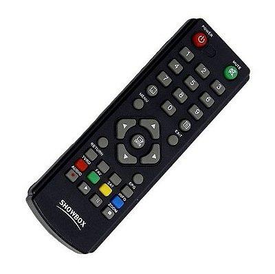 Controle Remoto Showbox Sat HD