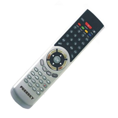 Controle Remoto  Receptor Freesky Freeduo+ HD Plus