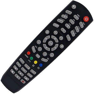 Controle Remoto Receptor Phantom Arena HD IPTV 1080P ON DEMAND