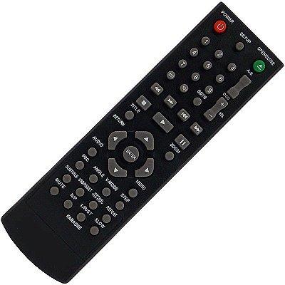 Controle Remoto DVD Britania FAMA 3 / FAMA 5 / DVD1009