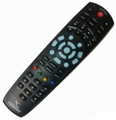 Controle Remoto Receptor Freesky Voyager Full HD +  GRPS