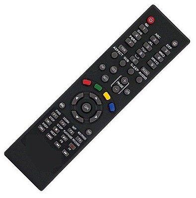 Controle Remoto Receptor  Azbox Bravissimo Wifi