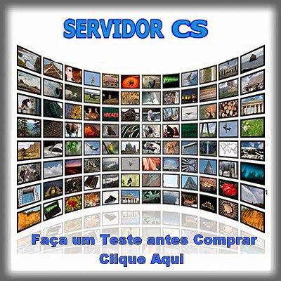 Servidor CS Claro SD / HD - SKY SD / HD  - Plano Mensal  R$9,99