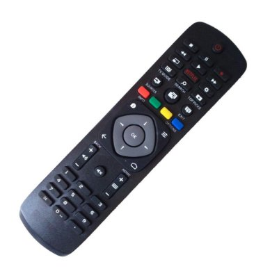 Controle Remoto  Tv Philips Smart 4K 50PUG6700 Serie 6000 Netflix
