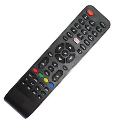 Controle Remoto Tv Philco Led Smart C/ Netflix E Youtube
