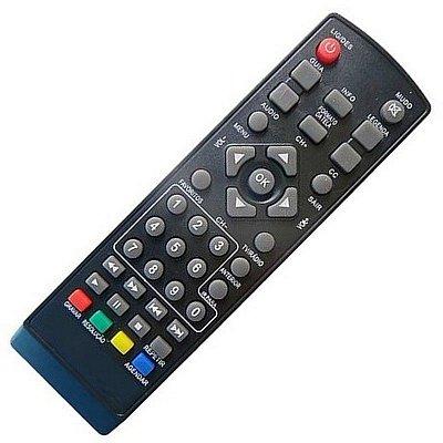 Controle Remoto Conversor Digital Aquário DTV7000 / DTV5000
