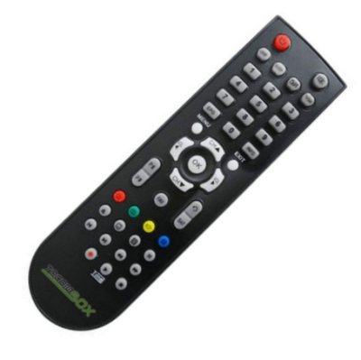 Controle Remoto Receptor Tocombox PFC VIP HD