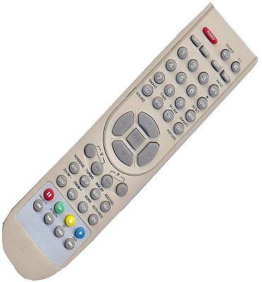 Controle  Remoto Gradiente Gravador Dvd Dr850