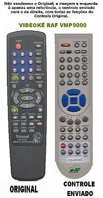 Controle Remoto DVD Videoke Raf Eletronics VMP-9000