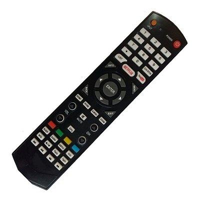 Controle Remoto TV LCD / LED STI SEMP Toshiba CT-8063 / CT-6550