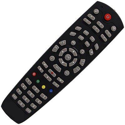 Controle Remoto Universal Receptor Azbox / Azamérica / Gigabox / Globalsat / Megabox / Skybox / Tocomsat
