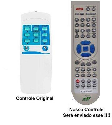 Controle Remoto Para Ventiladores De Teto Autentic
