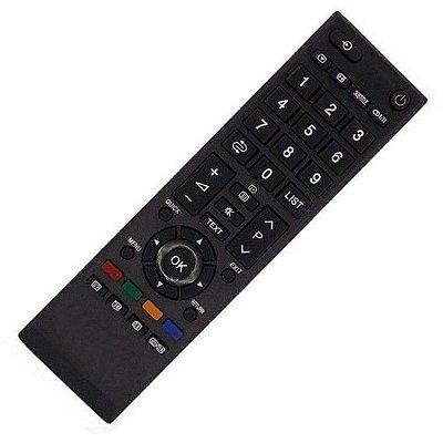 Controle Remoto Tv Semp Toshiba CT-90326 /  CT-90380 /  CT-90336 /  CT-90351
