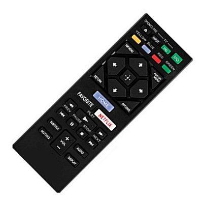 Controle remoto Sony Bluray RMT-VB100U  Netflix Bdp S1500 /  S5500