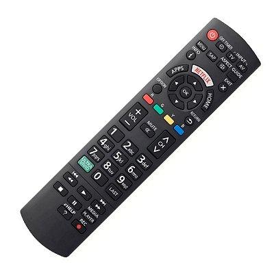 Controle Remoto Panasonic Viera Netflix TC-32DS600B / TC-32ES600B / TC-40DS600B / TC-40DX650B / TC-43DS630B / TC-43ES630B / TC-49DS630B / TC-49DX650B / TC-49ES630B / TC-58DX700B / TC-65DX700B