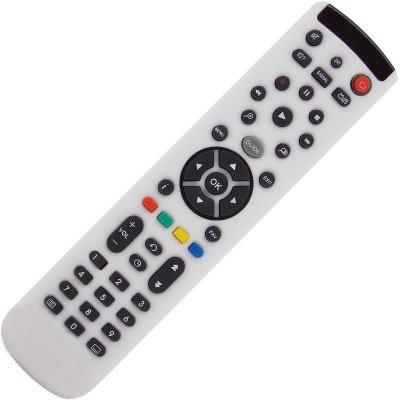 Controle Remoto Receptor Atto Net 3 / Atto Net 4 / HD Duo S3 / HD Duo S4 / Atto Sat Elite