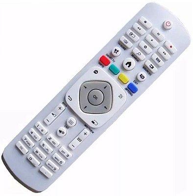 Controle Remoto para TV Philips 55PFG6519/78 / 42PFG6809/78 /  47PFG6809/78 /  55PFG6809/78