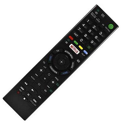 Controle Remoto TV Sony Bravia RMT-TX100D com Netflix / KD-65S8505C / KD-65S8005C / KD-55S8505C / KD-55S8005C