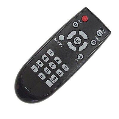 Controle Remoto  Modo De Servico Samsung AA81-00243A