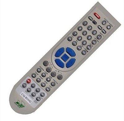 Controle  Remoto  Videokê Raf Electronics Vmd 6628 / Vmd Plus 6628s