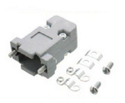 Capas  para Conector DB9 - Pacote com 6 Peças