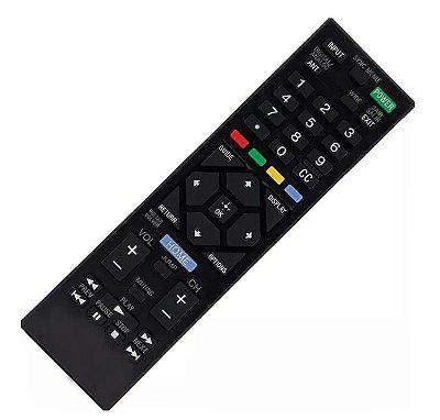 Controle Remoto Tv Sony Bravia KDL-40R477B / KDL-40R485A / KDL-32R407A / KDL-32R424A / KDL-32R425A